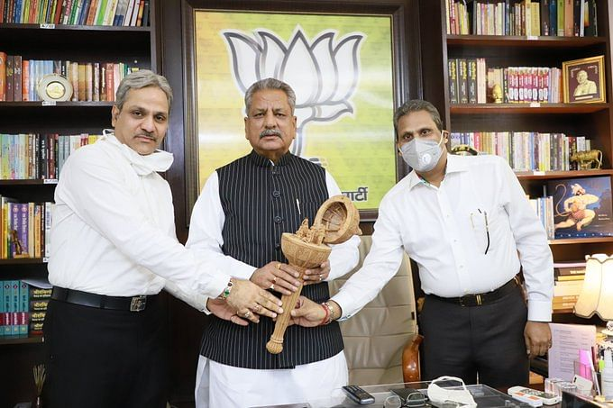 BJP leaders launch offensive against Rajasthan Chief Minister Ashok Gehlot over 'bribery' allegations