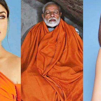 Kareena Kaapoor or Deepika Padukone, who wore orange better? Twitter says PM Modi