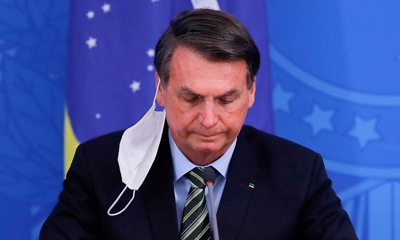 'If you turn into a crocodile...': Brazil President Jair Bolsonaro on Pfizer COVID-19 vaccine side effects