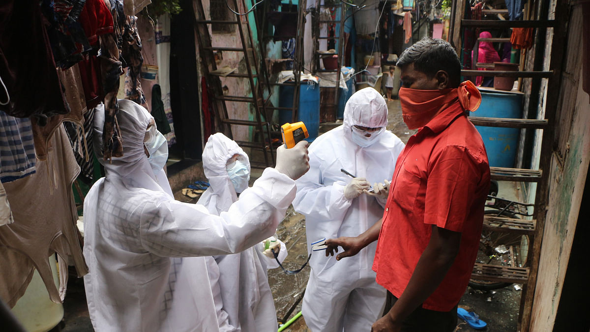Coronavirus in Mumbai: WHO chief praises efforts to control COVID-19 in Dharavi
