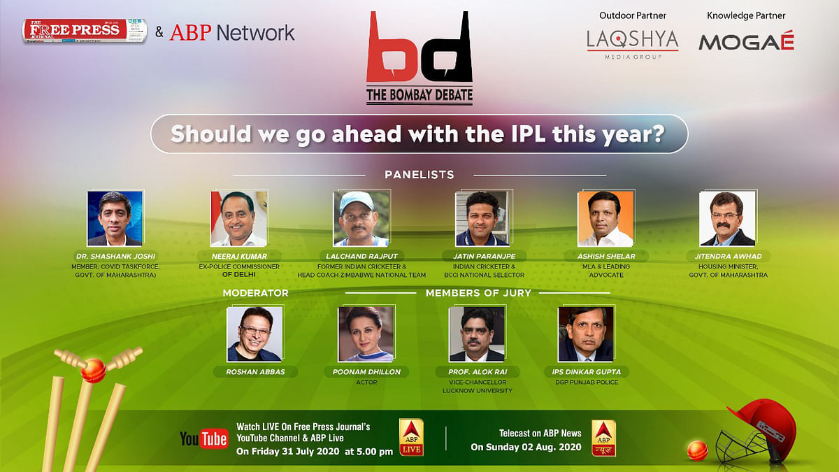 #TheBombayDebate: Meet the participants of FPJ's upcoming discussion on whether IPL should be held