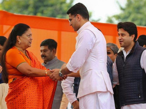 Rajasthan political crisis: Is Vasundhara Raje's absence and silence damaging BJP's chances?