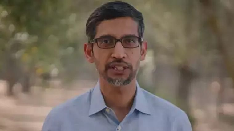 Great News: Google announces $10 billion fund for India, Sundar Pichai pens emotional note