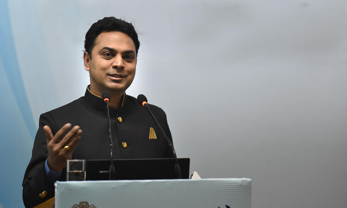 Chief Economic Adviser (CEA) Krishnamurthy V Subramanian