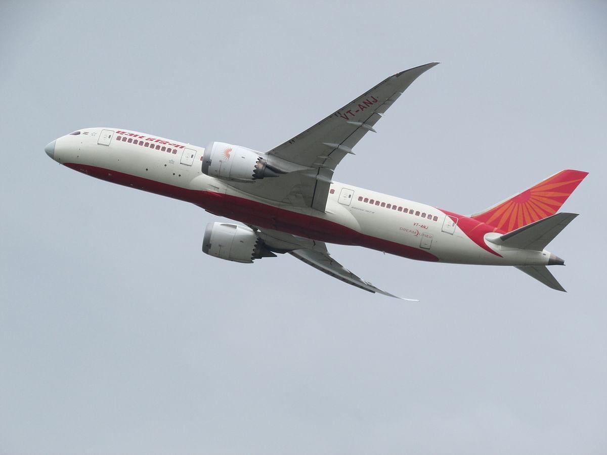 Air india / representational image
