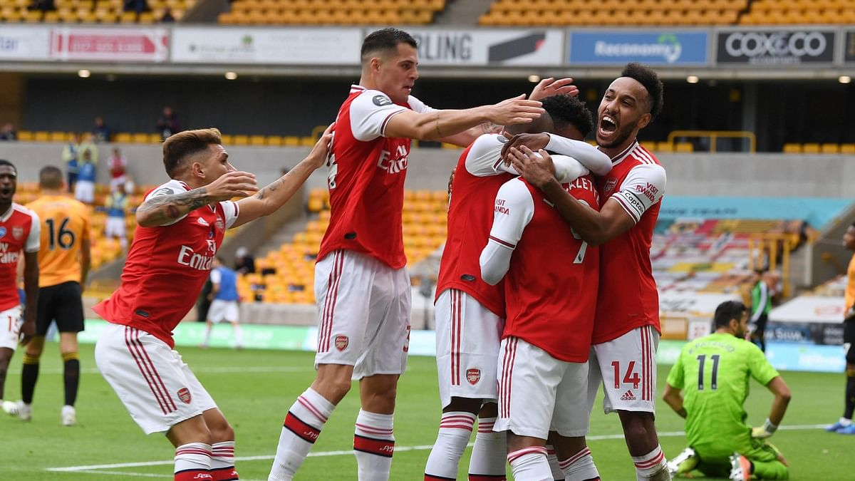 Premier League Highlights: Wolves' European hopes dealt a setback with 2-0 loss to Arsenal
