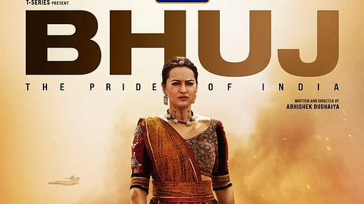 Ajay Devgn shares Sonakshi Sinha's first look from 'Bhuj: Pride of India'; actress gets trolled on Twitter