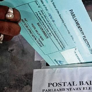 Indore: Postal ballots will be given to 80+ voters from tomorrow