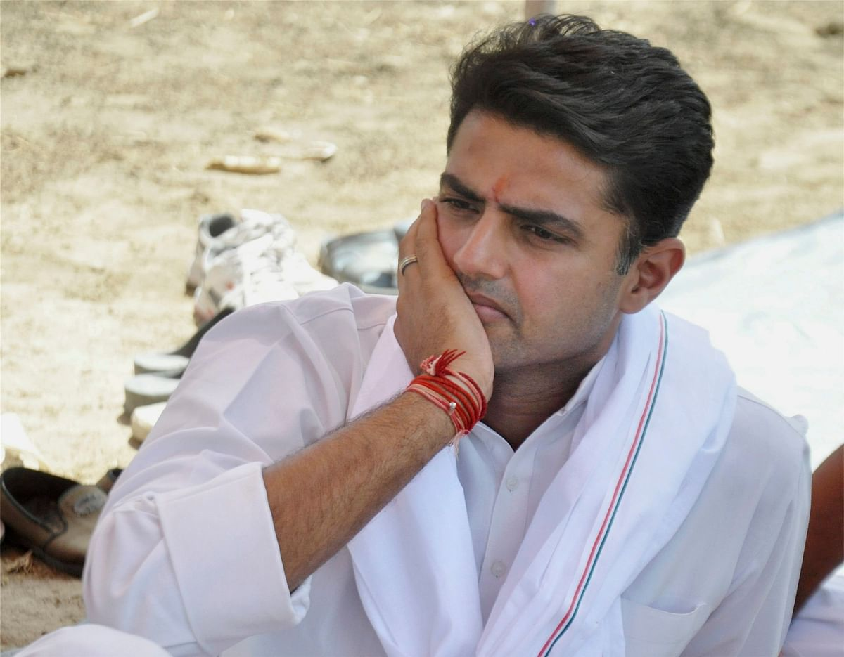 Rebels in touch with Congress leadership, party assures resolution of Rajasthan crisis