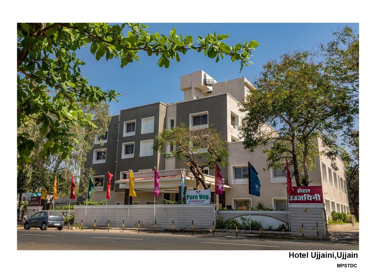 Hotel Ujjaiyaini in Ujjain