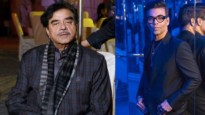 Shatrughan Sinha's dig at Karan Johar's 'Koffee With Karan', says 'film industry kisi ki jaagir nahi hai'