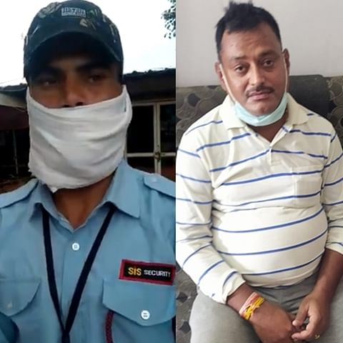 Guard or Priest? Two different versions on Vikas Dubey's arrest
