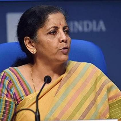 Government to press ahead with PSU stake sale: Finance Minister Nirmala Sitharaman