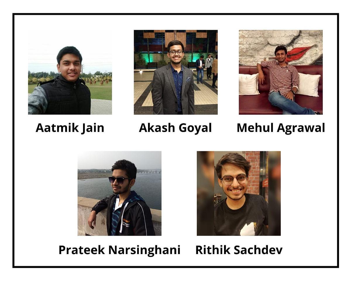 Indore: SGSITS team wins Rs 20k at virtual hackathon
