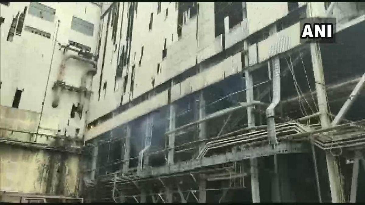 Palghar: Explosion at chemical plant in  Boisar Tarapur Industrial area