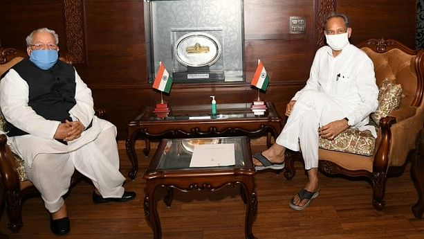 Rajasthan Live Updates: CM Gehlot briefs Governor on state's efforts to fight COVID 19