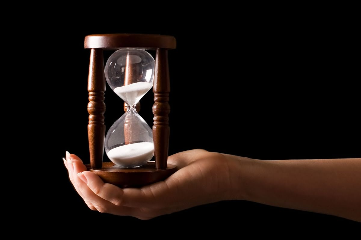 Life lessons from an hourglass