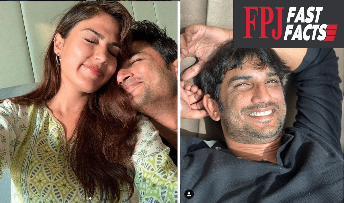 FPJ Fast Facts on Sushant Singh Rajput death: What Bihar Police's FIR against Rhea Chakravarty says
