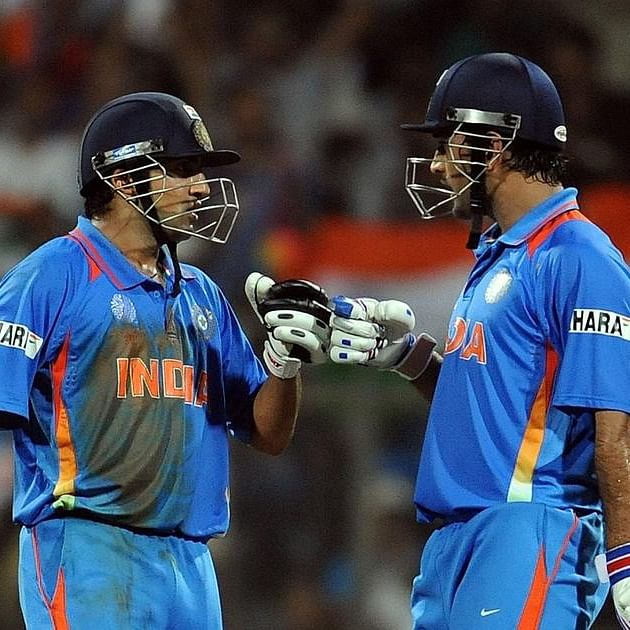 'All we used to talk about was hair': Gautam Gambhir recalls sharing room with MS Dhoni