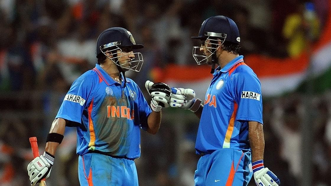 MS Dhoni's record of winning 3 ICC trophies will stay forever: Gautam Gambhir
