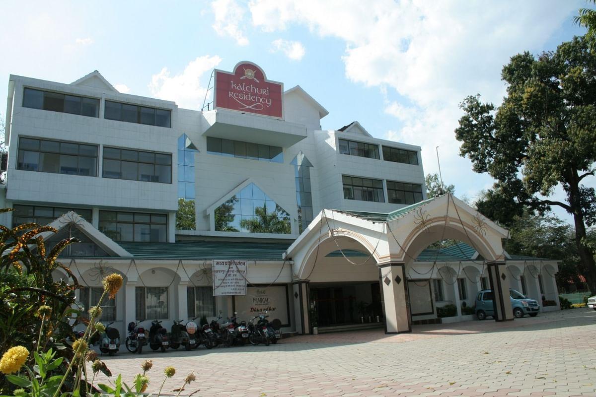 Hotel Kalchuri Residency in Jabalpur