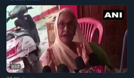 Madhya Pradesh: Right now Vikas Dubey is in Samajwadi Party, says mother; party denies the claim
