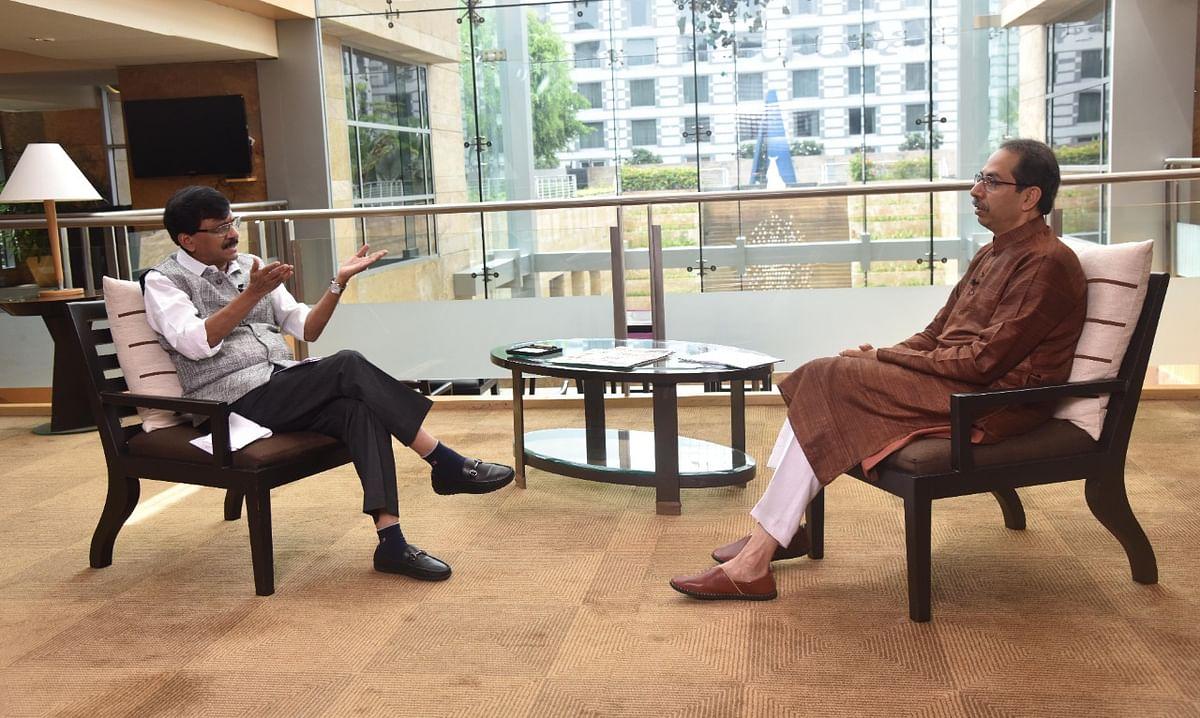 Will demand bullet train to connect Mumbai and Nagpur, not Ahmedabad: Maha CM Uddhav Thackeray in interview with Sanjay Raut
