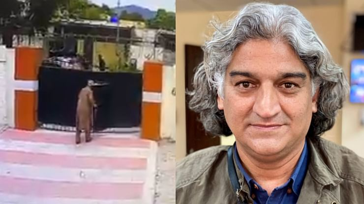Senior Pak journalist Matiullah Jan released 12 hours after being kidnapped