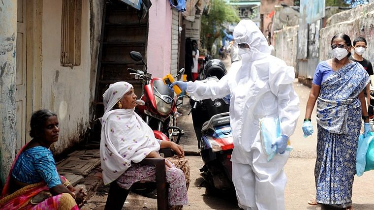 Coronavirus in Navi Mumbai: NMMC  volunteers to visit 5.38 lakh homes under 'My Family, My Responsibility'  campaign