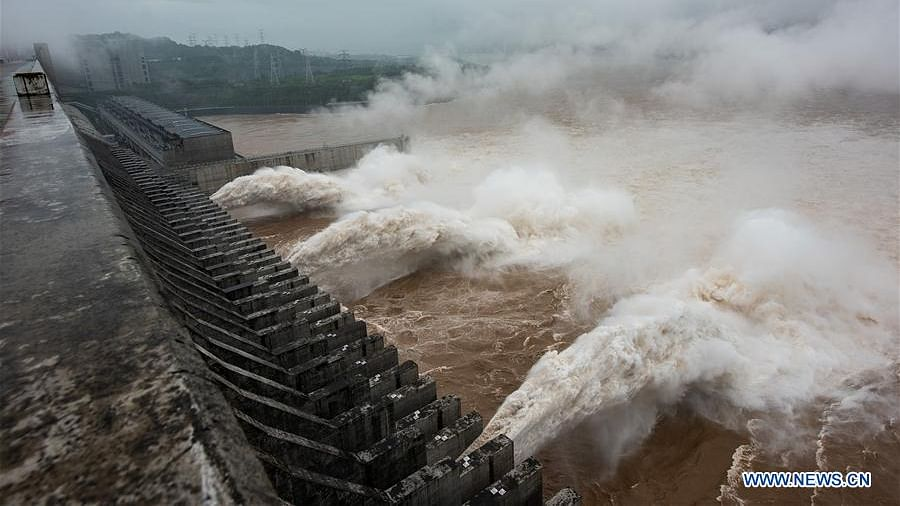 Water in Koyna dam reservoir up by 6 TMC due to heavy showers