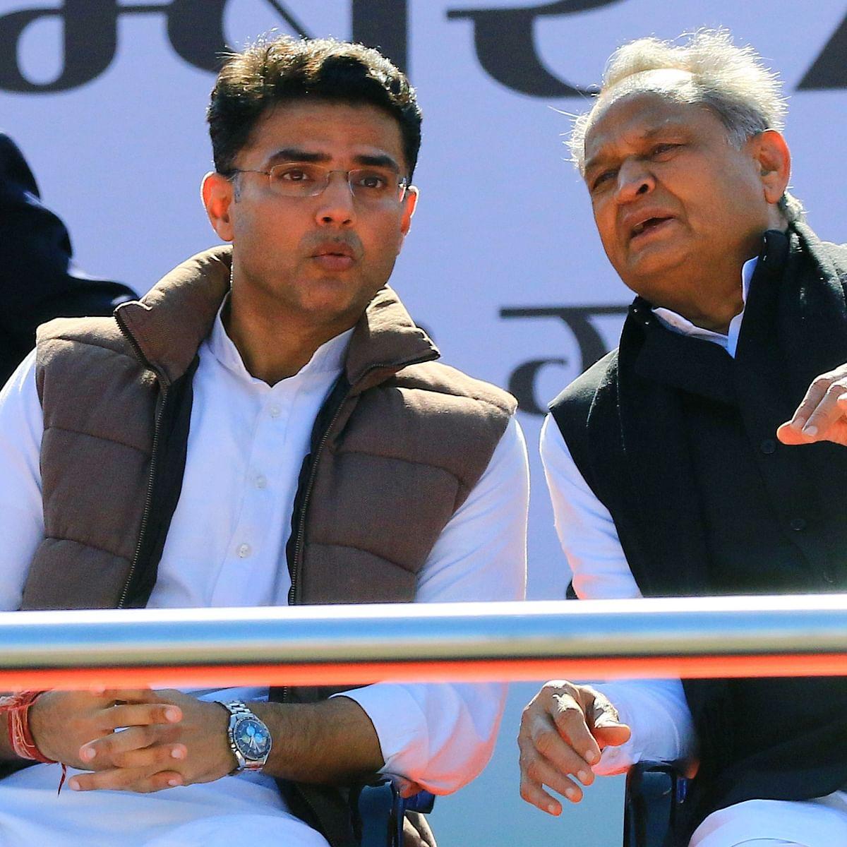 Pilot plot on tape: BJP Minister embroiled?