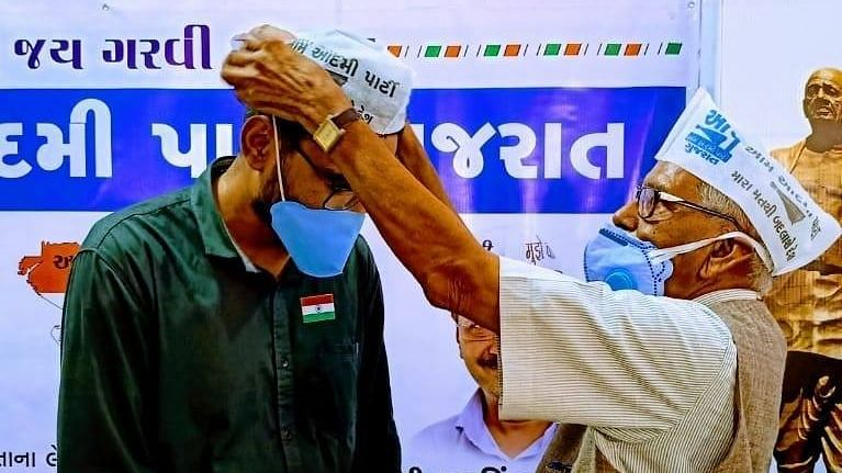 Shoe-thrower to vice-president of AAP in Gujarat: Who exactly is Gopal Italia?