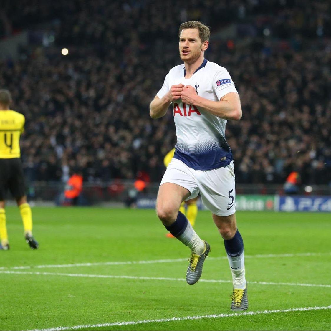 Jan Vertonghen confirms Tottenham exit as Premier League transfer window opens