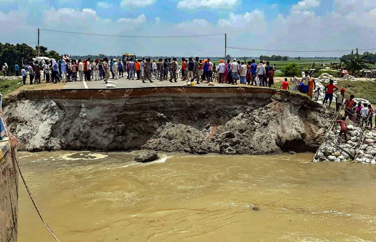 Opposition blames Bihar govt over 'bridge collapse' reports; seeks probe