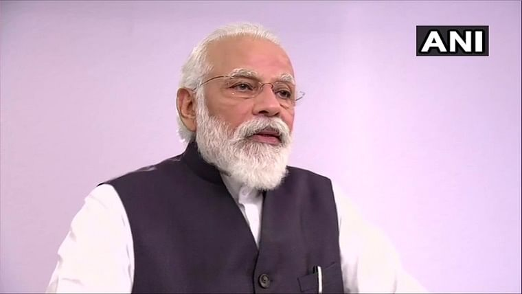 India power house of talent, focusing on revival with care: Highlights of PM Modi's speech