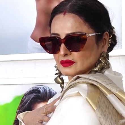 Rekha refuses to get tested for COVID-19 despite multiple requests by BMC