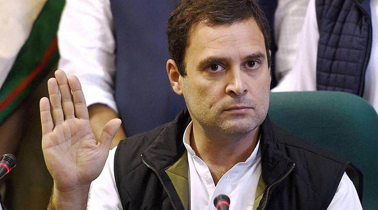 Why no mention of Galwan Valley in MEA statement: Rahul Gandhi