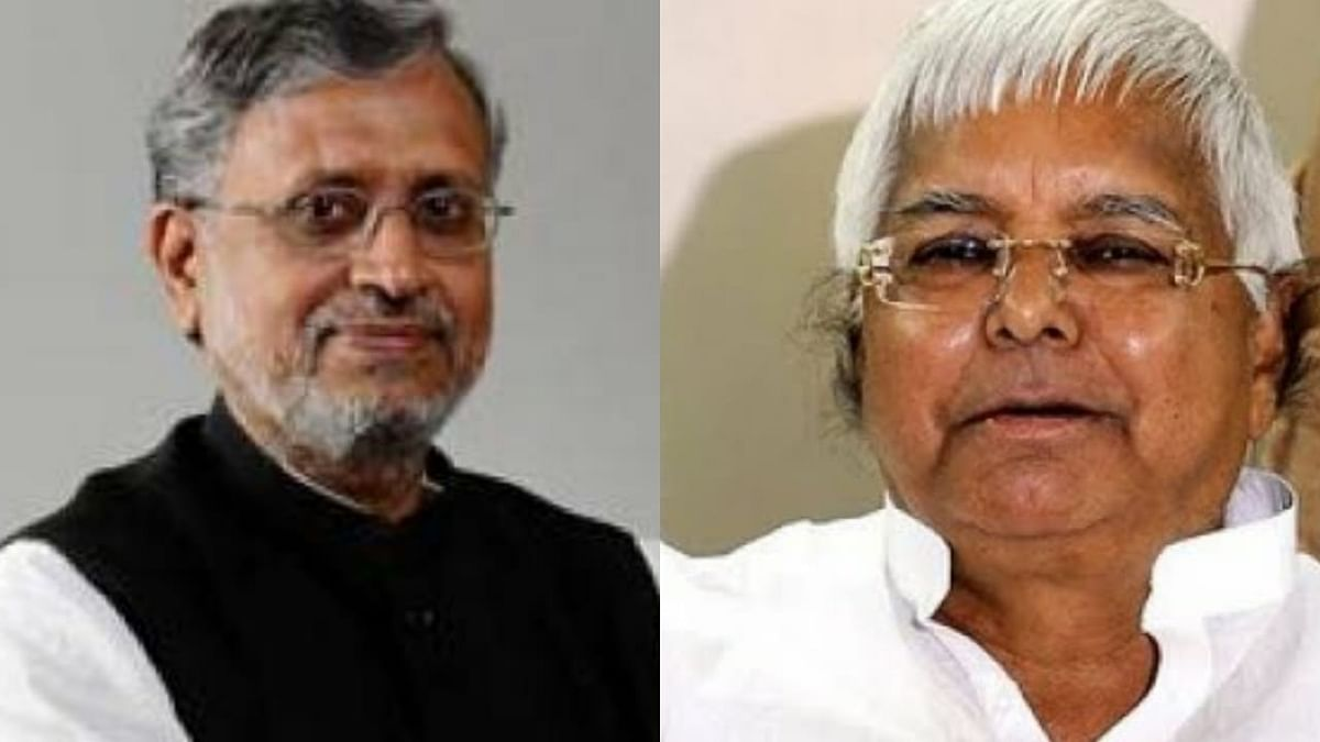 'Nehru for Bihar': Twitter wonders why Sushil Modi bashing Lalu despite being in power since 2005