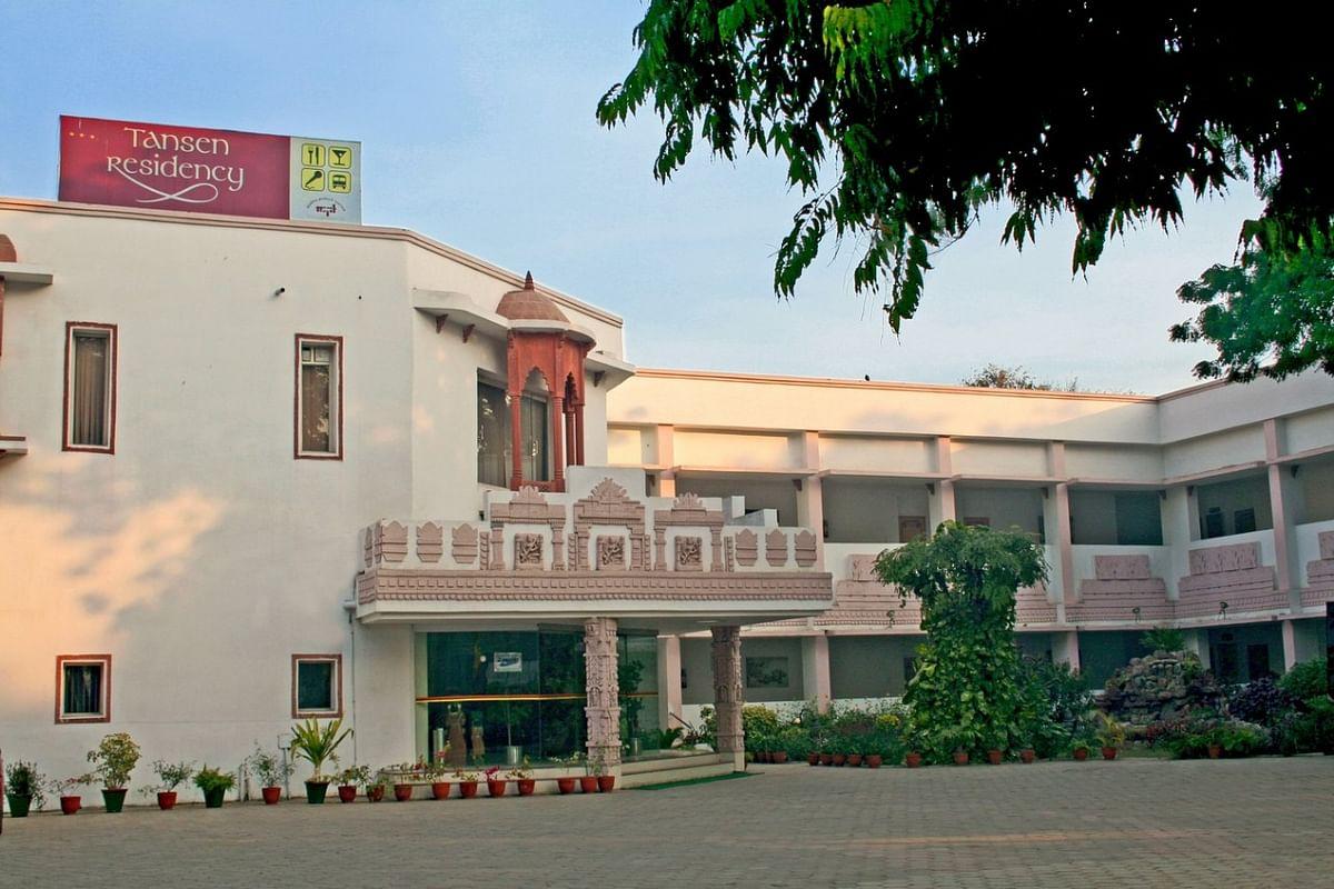 Hotel Tansen Residency in Gwalior