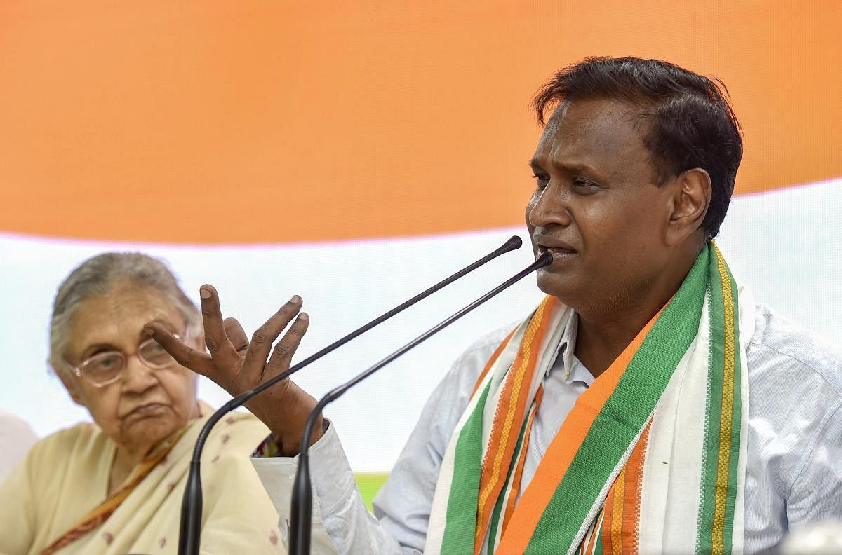 Twitter furious as Congress leader Udit Raj's Dalit organisation allegedly makes 'derogatory' comments against Brahmins