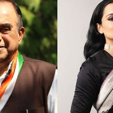 Subramanian Swamy to assist Kangana Ranaut with legal rights if Mumbai Police summon her for questioning