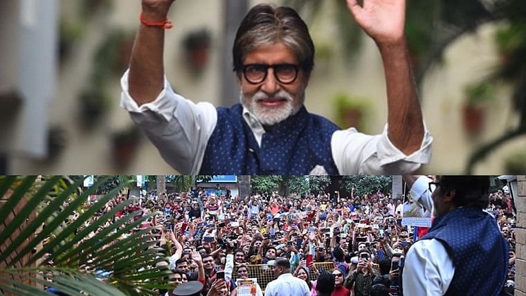 'Not emotional, but entitled': Twitter reacts to Amitabh Bachchan's 'thok do s**le ko' comment in latest blog post