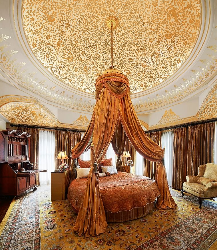 Sukh Niwas Suite, Rambagh Palace