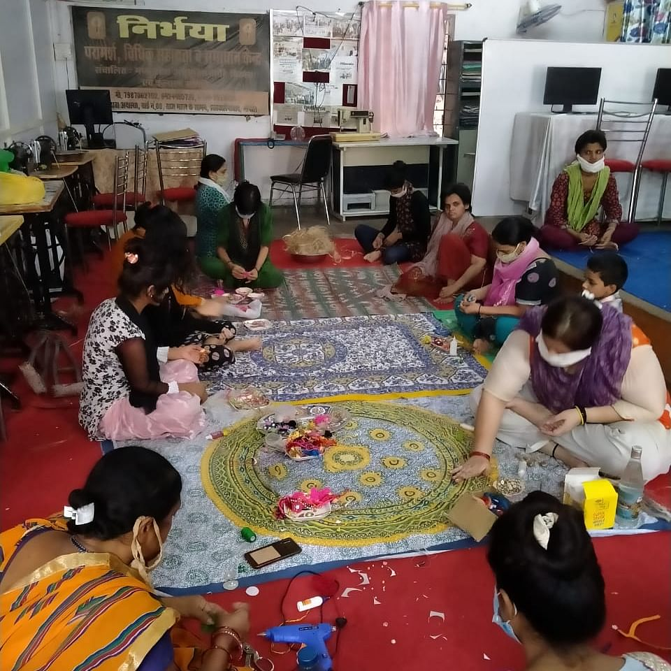 Bhopal: Nirbhaya Swadhar Griha inmates show creative side, make rakhi with love & care