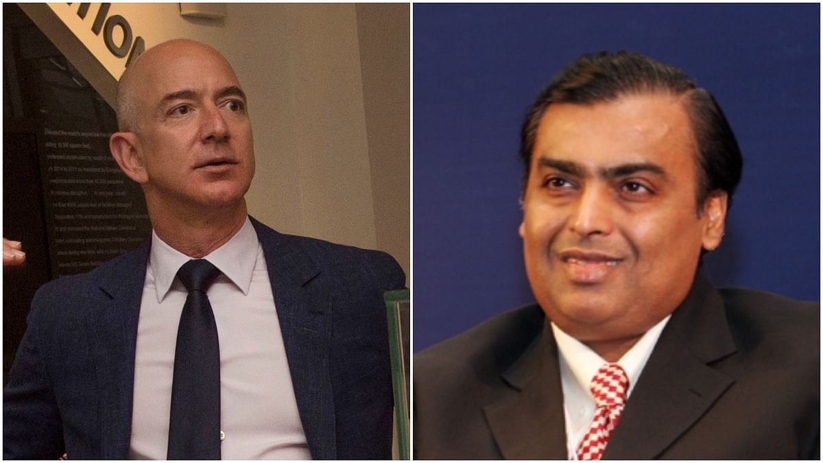 Is Amazon looking to invest 9.9 per cent in Reliance Retail?