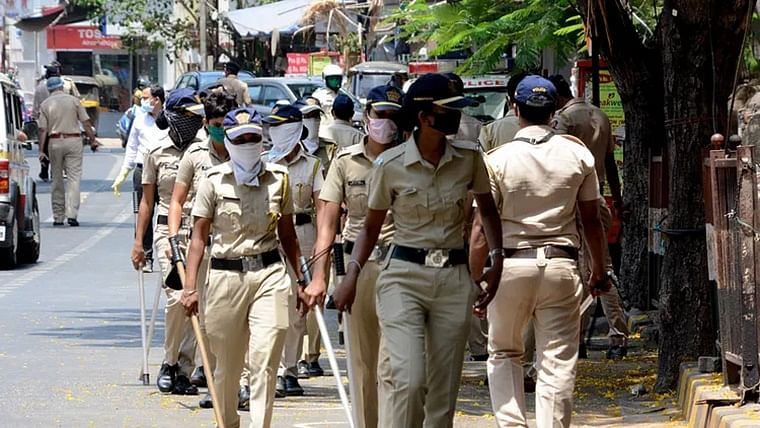138 more Maharashtra Police personnel test positive for COVID-19