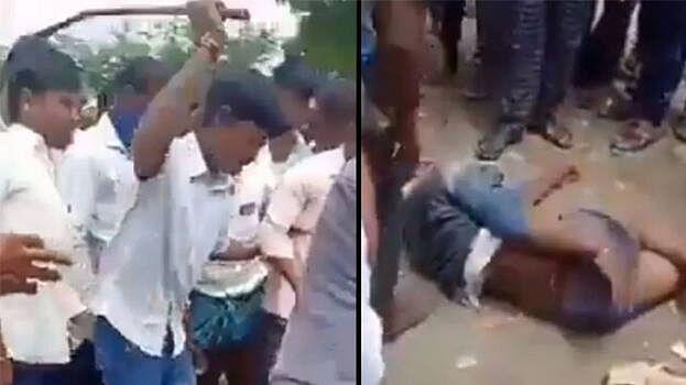 Dalit man assaulted in Karnataka