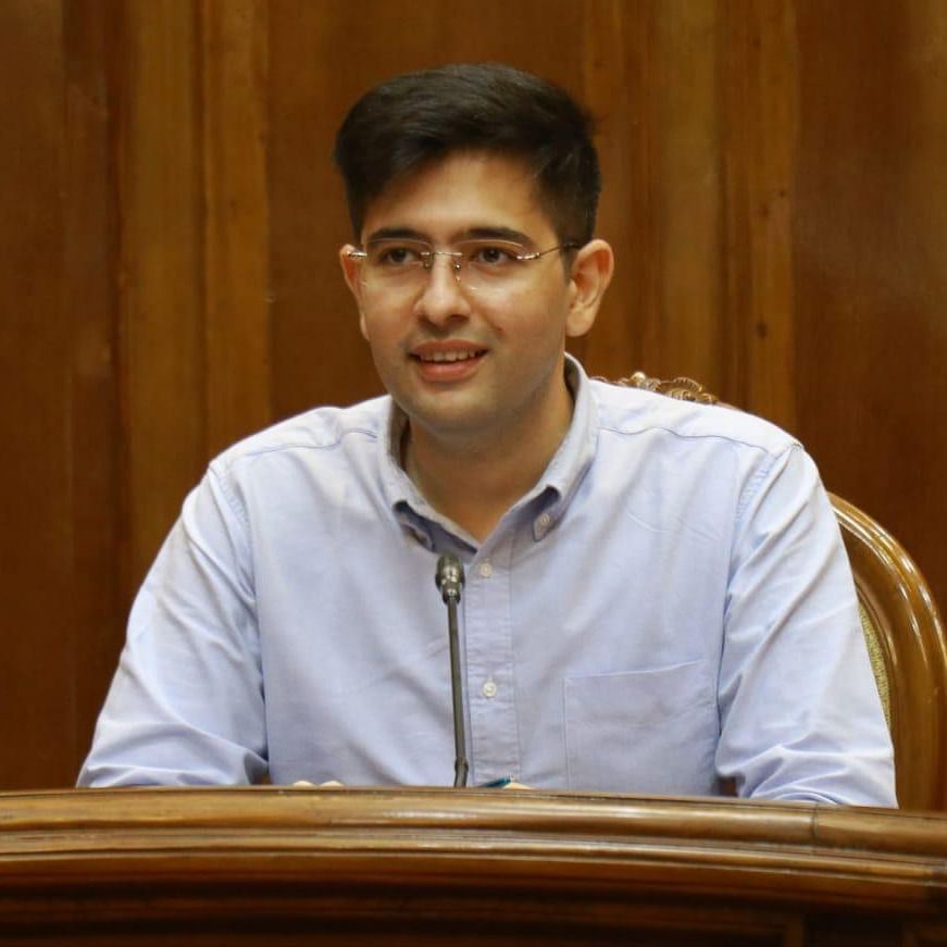 AAP's Raghav Chadha arrives in Goa to debate power model, says BJP minister 'chickened out'