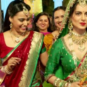 Did Kangana Ranaut abuse Swara Bhasker on the sets of 'Tanu Weds Manu'?