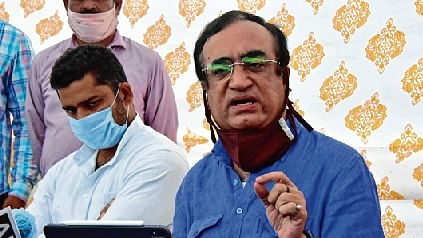 Rajasthan Political Crisis: Ajay Maken poses five questions to BJP; demands Gajendra Singh Shekhawat's resignation